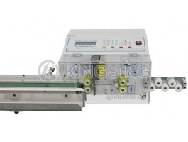 Wire Stripping Machine With Conveyor Belt