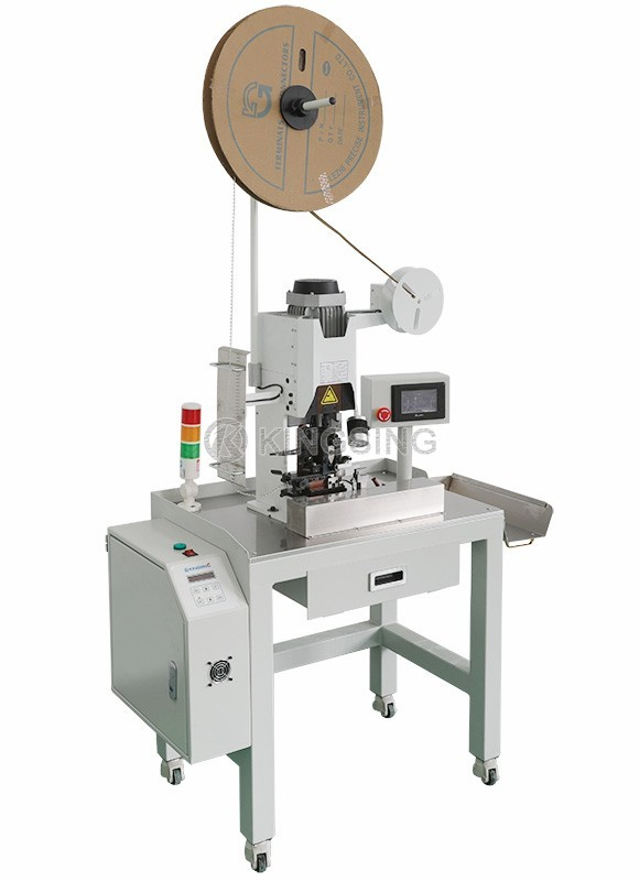 Ribbon Cable Crimping Machine Flat Cable Crimping Machine