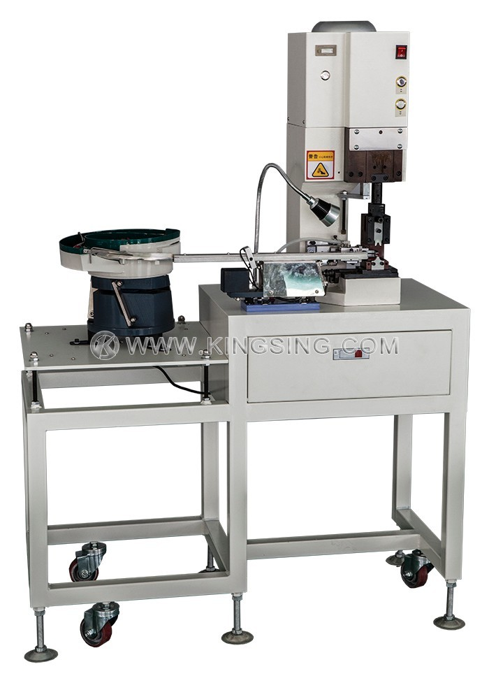 Semi-automatic Terminal Crimping Machine