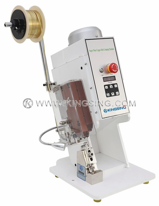 Electric Wire Crimping and Splicing Machine