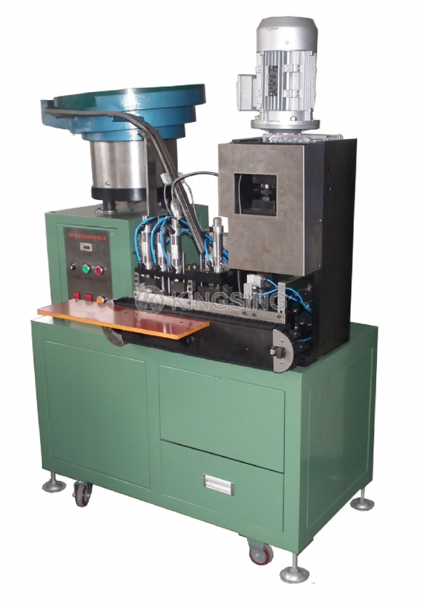 2 Pin Plug Crimping Machine, 3 Pin Plug Crimping Machine