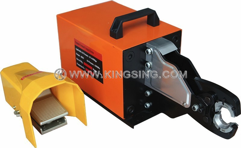 Pneumatic Cable Crimper
