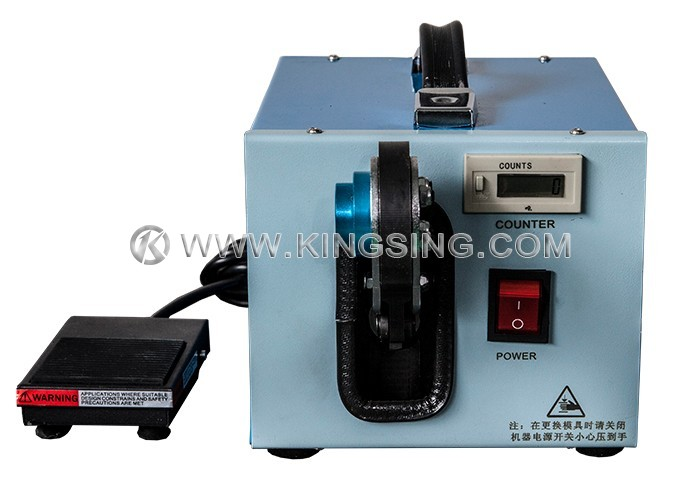 Solid Pin Terminal Crimper Machine