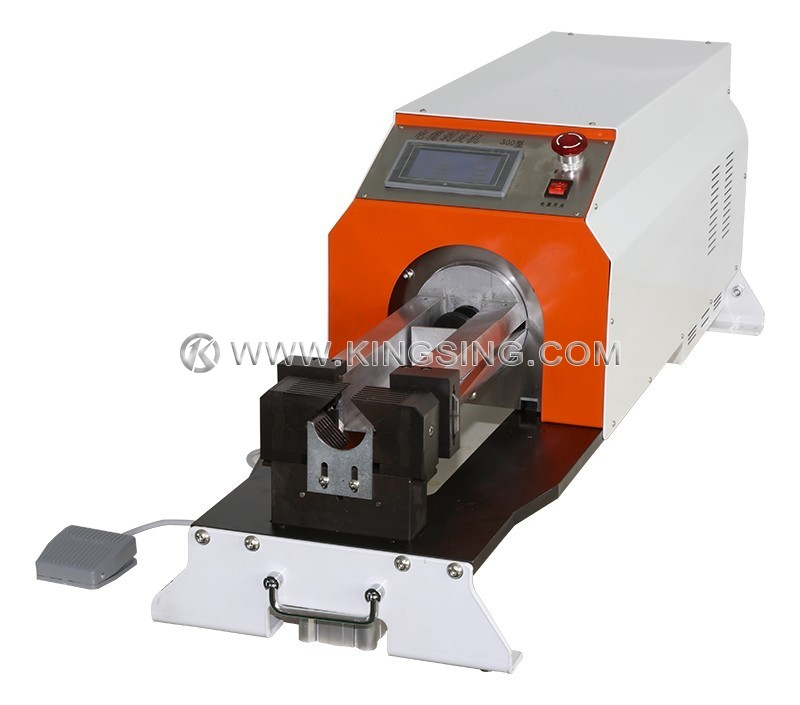 Rotary Blade Cable Stripping Machine