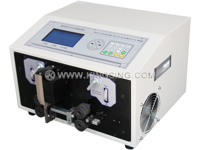 Flat Sheathed Cable Stripping Machine