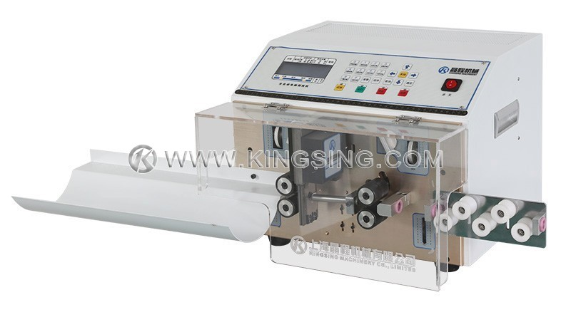 Multi Function Wire Cutting and Stripping Machine