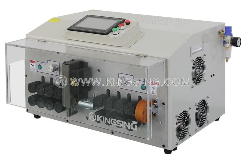 Heavy-duty Large Wire Stripping Machine