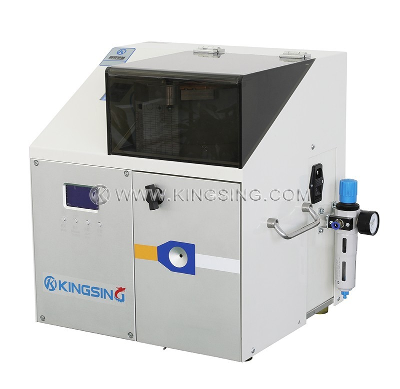 Wire Stripping and Ferrules Crimping Machine