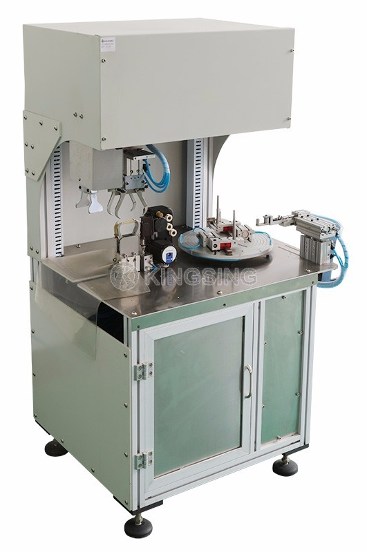 Automatic Cable Coiling Machine, Cable Winding Machine