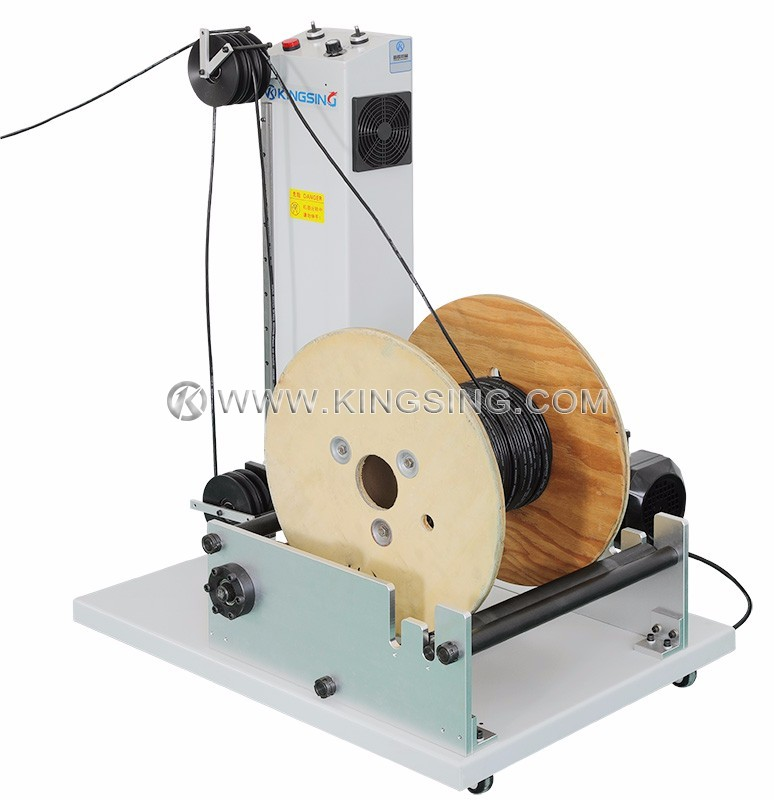 Heavy-duty Cable Spool Dereeling Machine