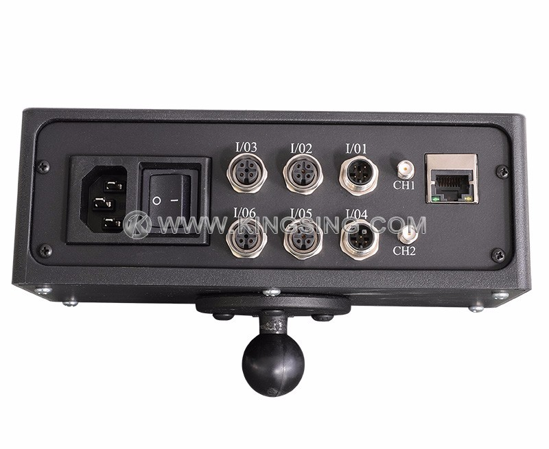 Double Channel Crimping Force Monitor