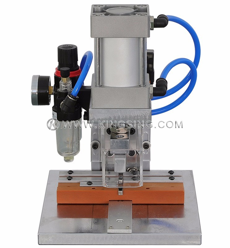 IDC/IDE Flat Ribbon Cable Crimping Machine