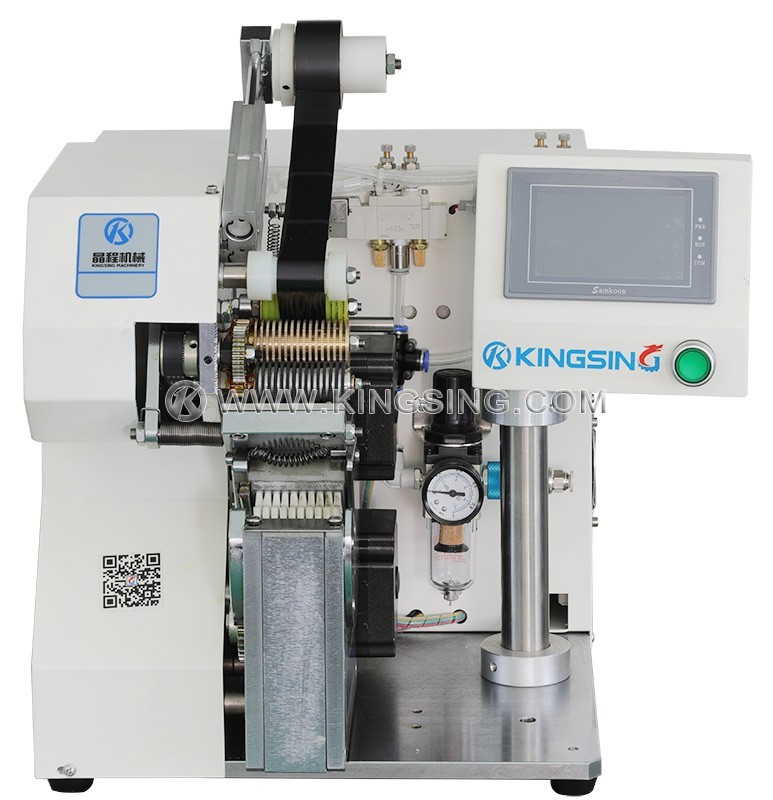 Automatic Wire Harness Tape Wrapping Machine on