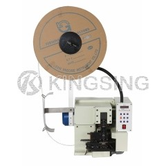 Cable Wire Stripping & Crimping Machine