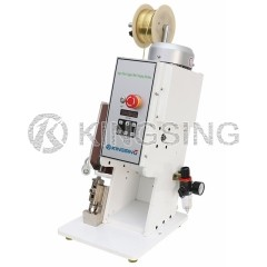 Automatic Copper Band Crimping Machine
