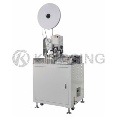 Automatic Wire Sealing Crimping and Tin Soldering Machine