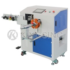 Automatic Cable Cutting and Winding Machine