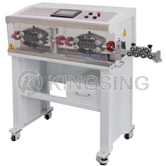 Belt-driven Automatic Wire Stripping Machine