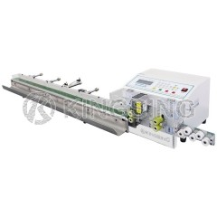 Automatic Stripping Machine With Conveyor Belt