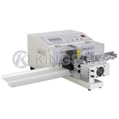 Automatic Wire Stripping and Twisting Machine