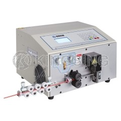 Electrical Wire Stripping & Bending Machine