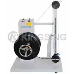 Automatic Wire Prefeeder With Motorized Reel