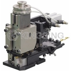 Pneumatic Crimping Applicator for End Feed Terminals