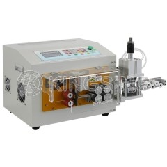 Ribbon Cable Cutting Stripping Machine
