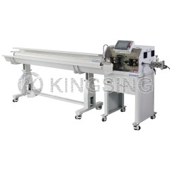 Automatic Mulit-core Cable Cutting and Stripping Machine