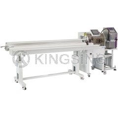 Automatic Wire Stripping and Ink-jet Marking Machine