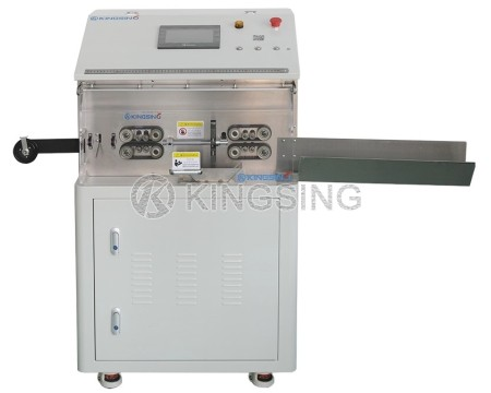 Multi-core Sheathed Cable Cutting and Stripping Machine