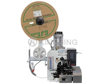 High Precision Wire Strip and Crimp Machine