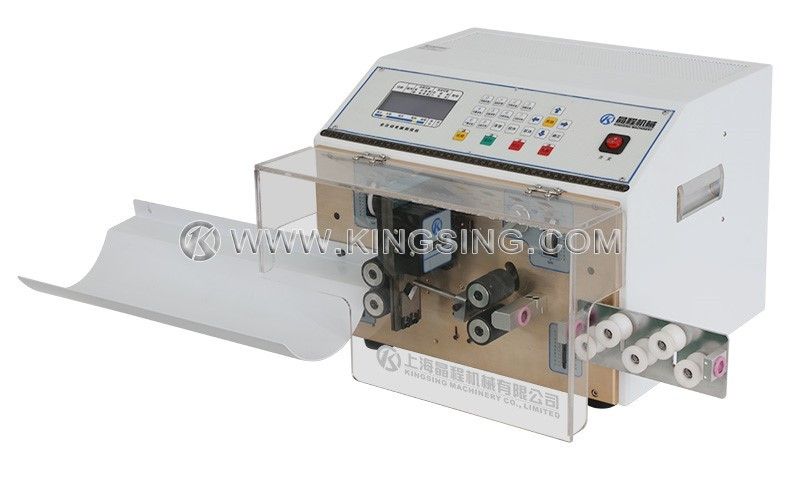 Automatic Wire Cutting and Stripping Machine