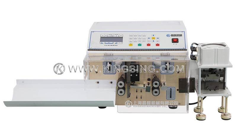 Ribbon Cable Stripping and Splitting Machine
