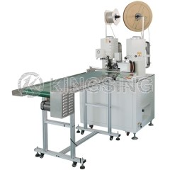 Double Wire Combined Terminal Crimping Machine