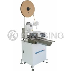 Wire Cutting Stripping Twisting and Crimping Machine