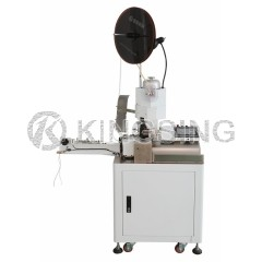 Automatic  Crimping Machine for Double Wires