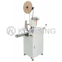 Automatic Wire Stripping and Crimping Machine