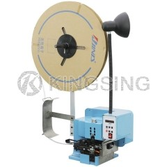 Semi-automatic Wire Stripping & Crimping Machine