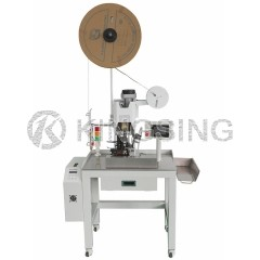 Semi-automatic Flat Ribbon Cable Crimping Machine