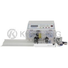 Wire Center Stripping and Window Stripping Machine