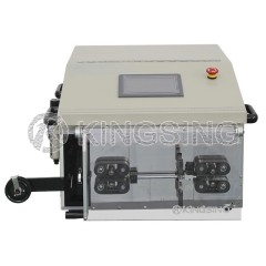 Multi-core Round Cable Cutting and Stripping Machine