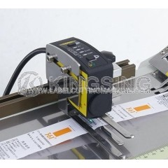Hot Knife label Cutting Machine
