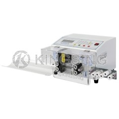 Double Wire Stripping and Cutting Machine