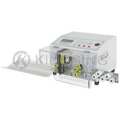 Short Wire Cutting Stripping Machine