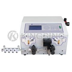 Wire Cutting & Stripping Machine