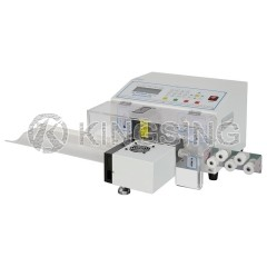 Multi-core Flat Cable Stripping and Twisting Machine