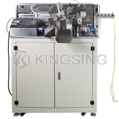 Wire Stripping and Tinning Machine