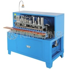 Cable Wire Stripping Twisting and Tin Soldering Machine