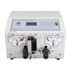 Ribbon Cable Cutting and Stripping Machine
